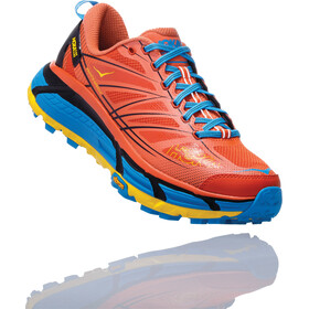 Hoka One One Mafate Speed 2 Chaussures de trail Homme, nasturtium/spicy orange